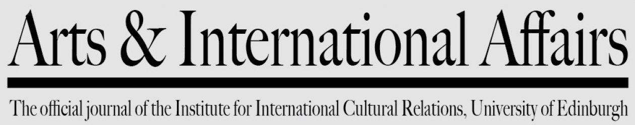Arts and International Affairs